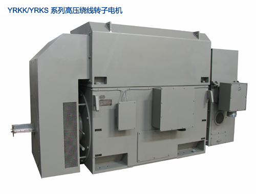 YRKK/YRKS series Slip-ring motors