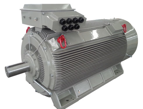 YJC Series low voltage big power motor